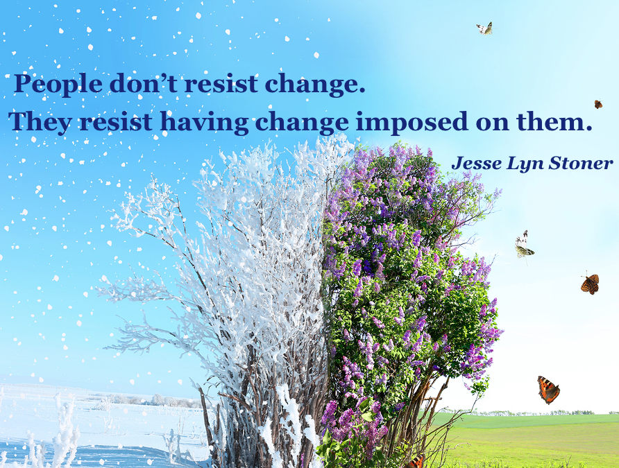 Embracing Change and Overcoming Fears